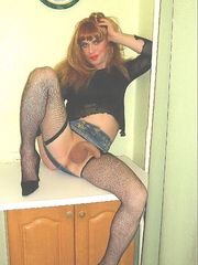 Wife force crossdressing husband to suck cock Men At Work, Men At Home. Crossdressers